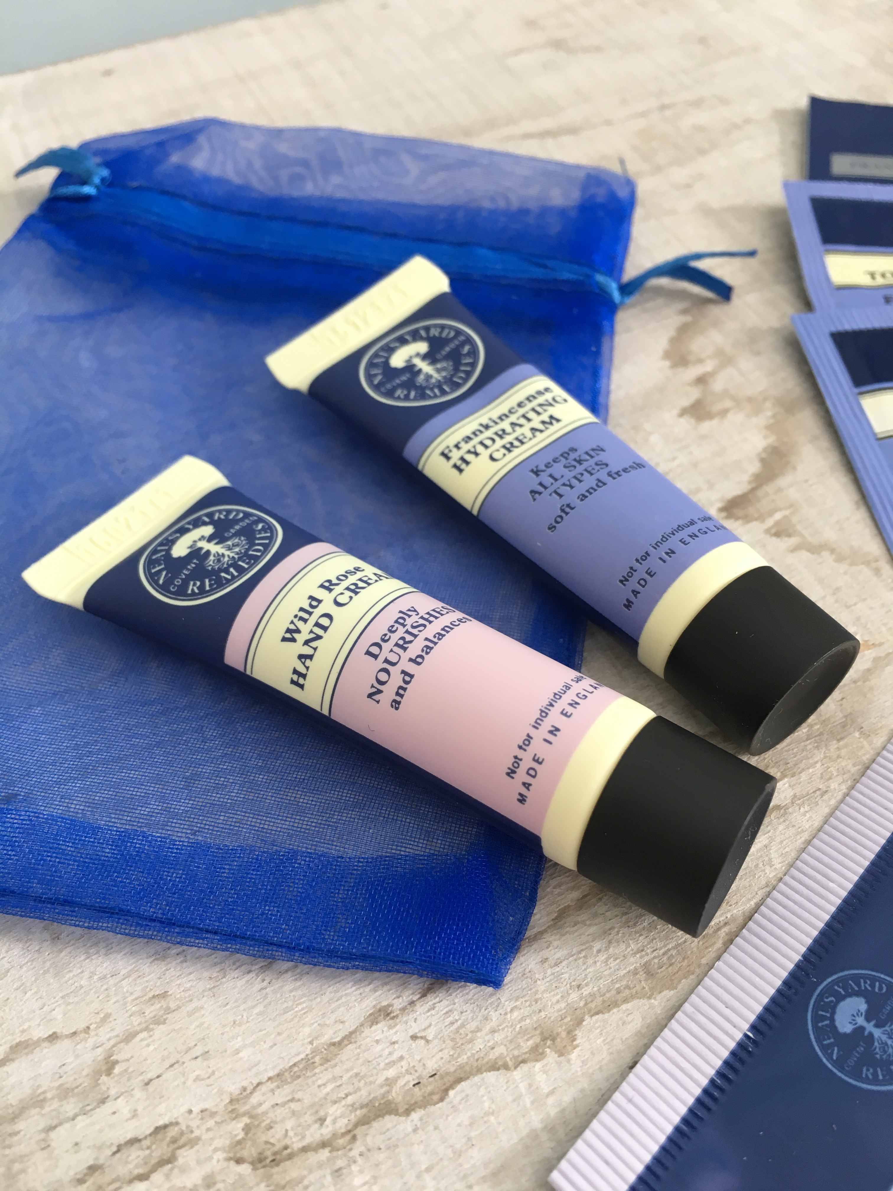 Neals Yard Review