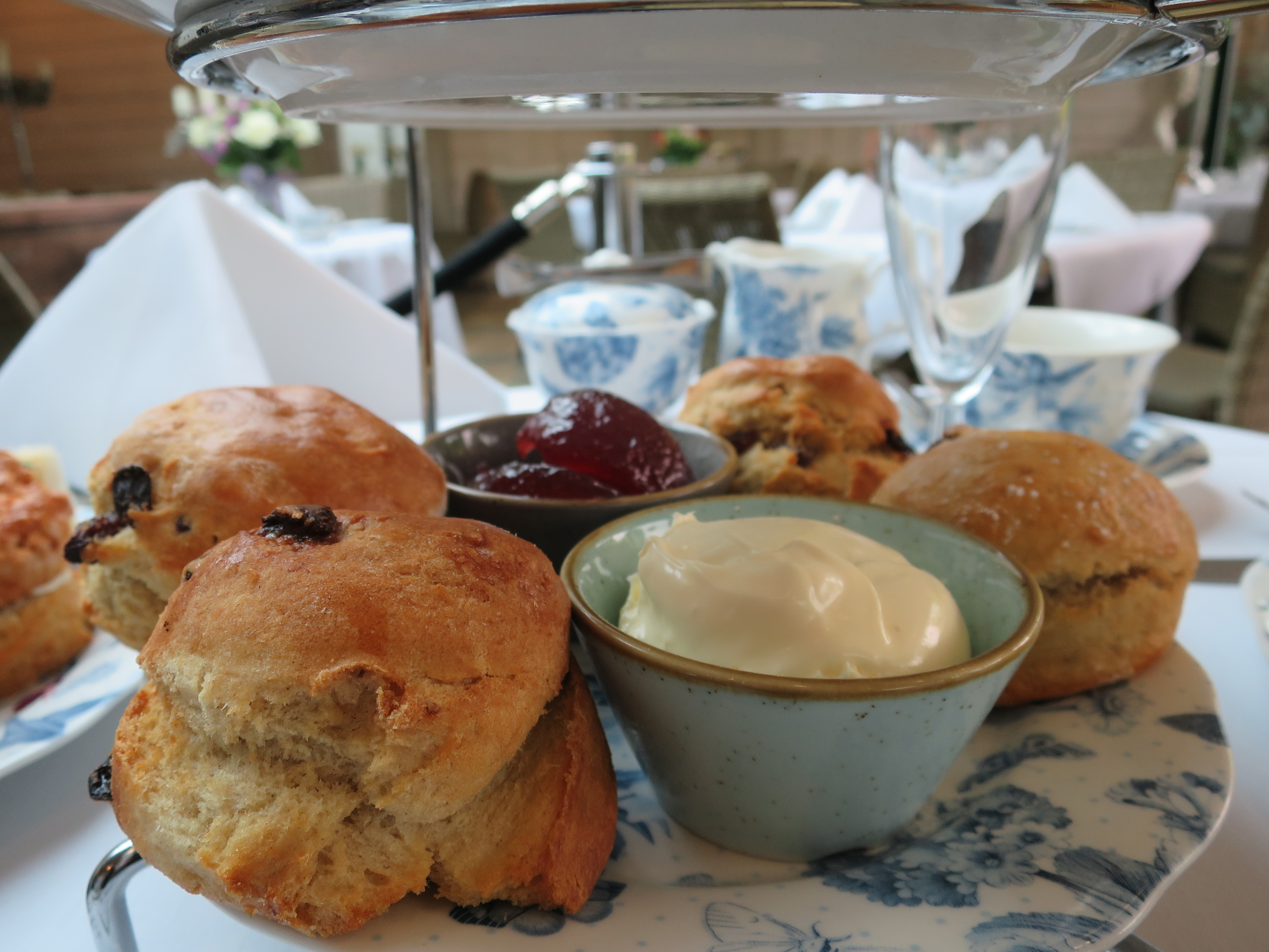 Afternoon Tea Frosts Woburn Sands