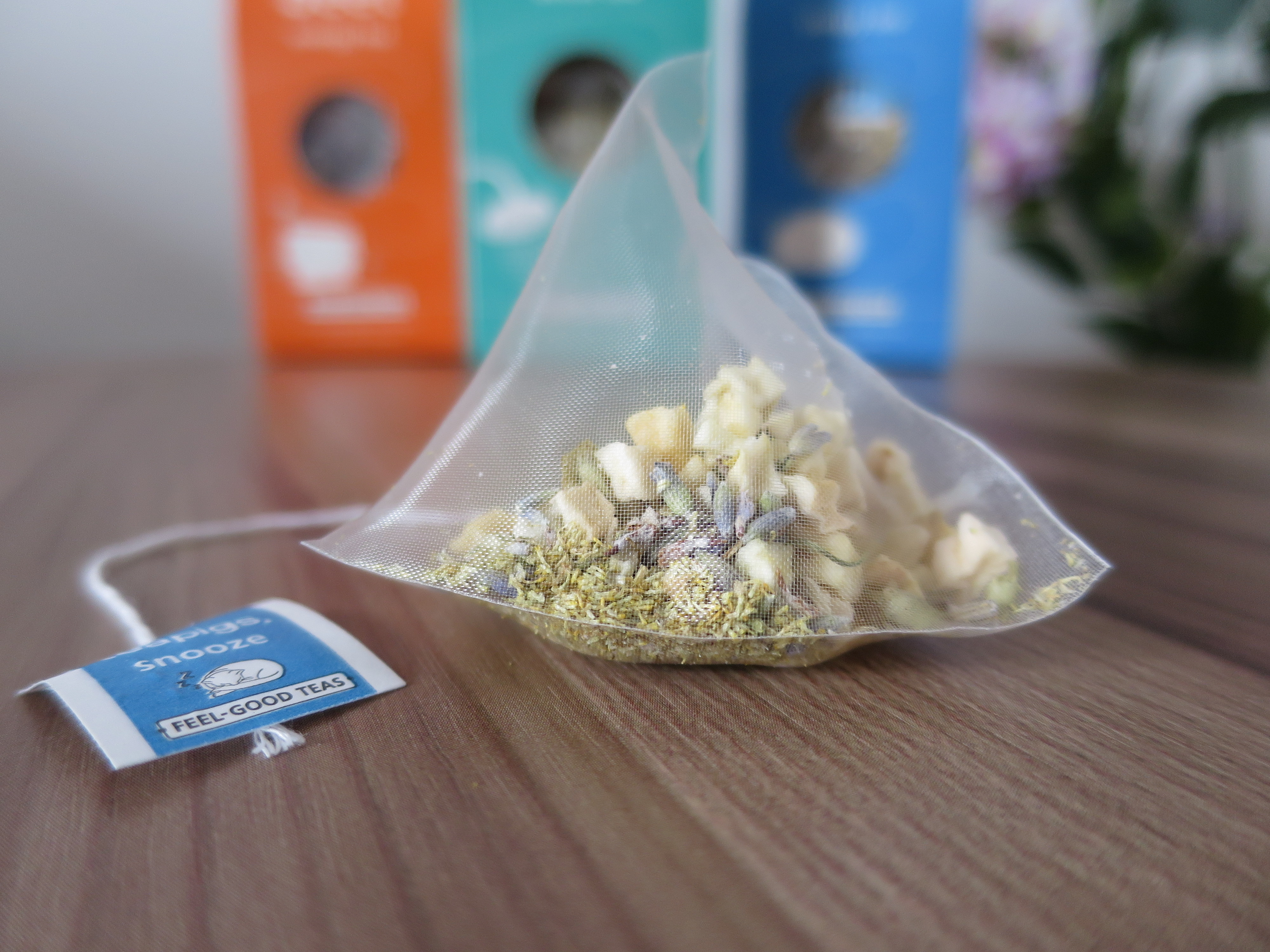 Teapigs feel-good teas review