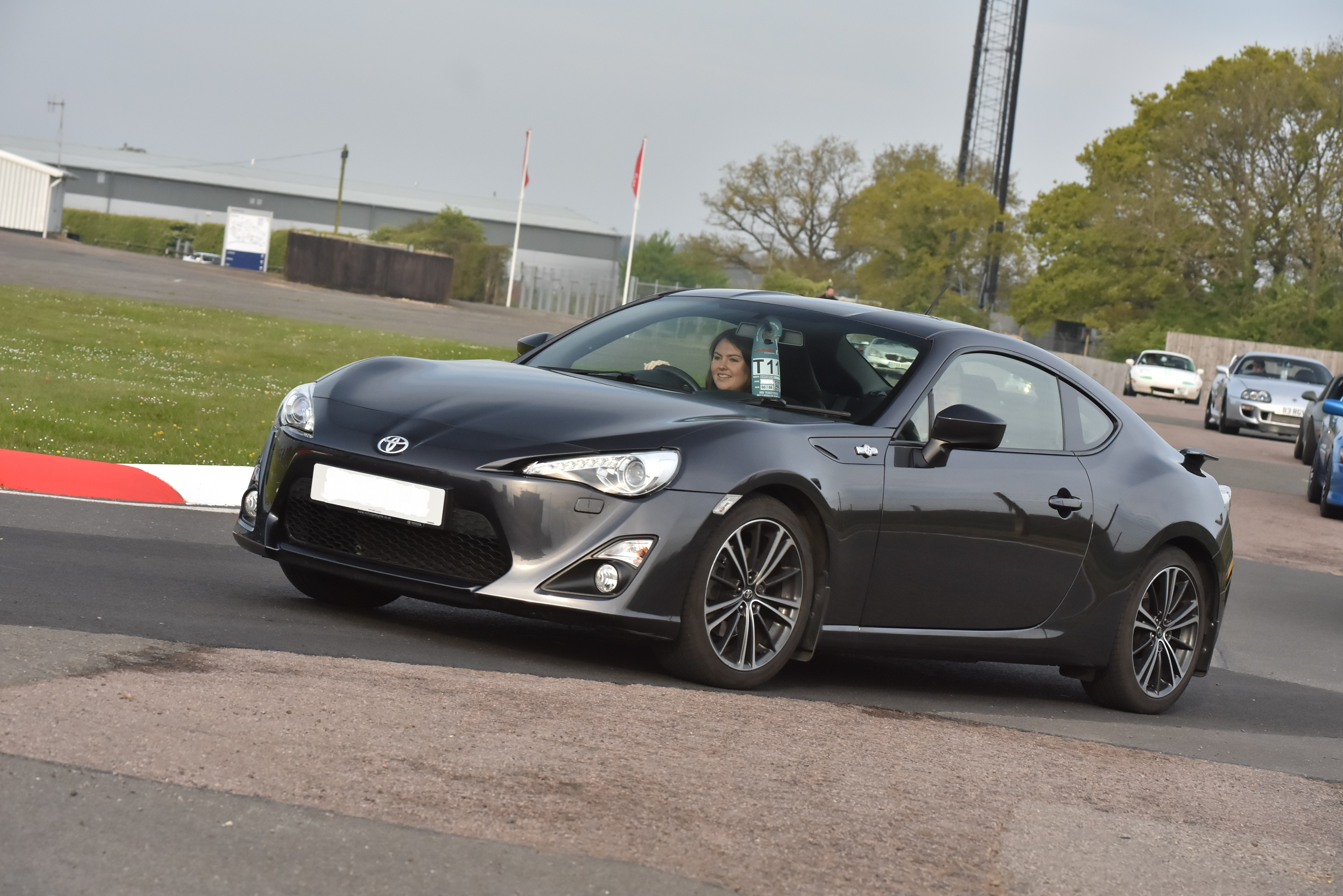 GT86 Dark Grey Metallic