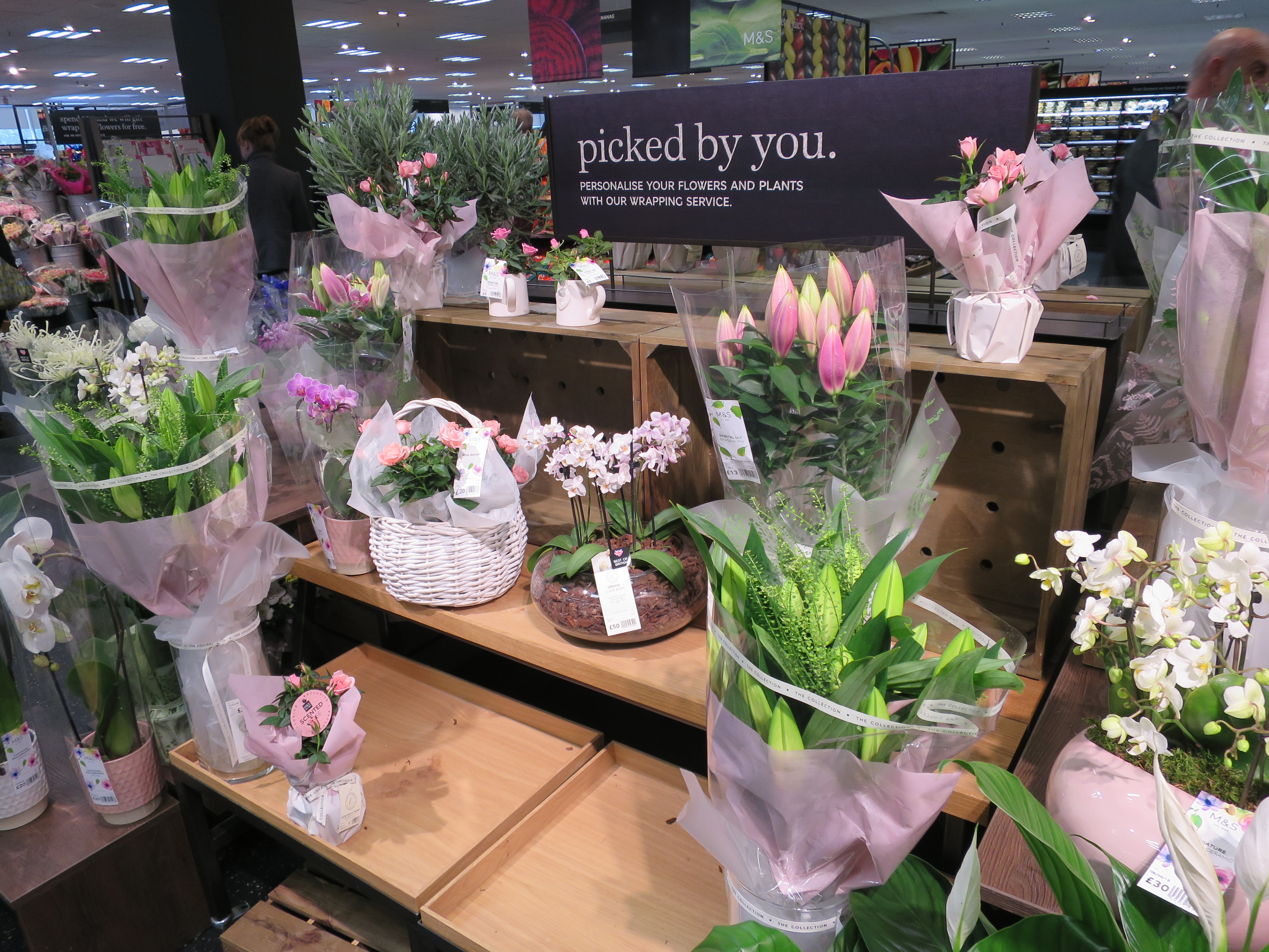 Flower shop near me marks and soencers flowers flower shop marks and soencers flowers the flowers are very beautiful here we provide a collections of various pictures of beautiful flowers charming izmirmasajfo