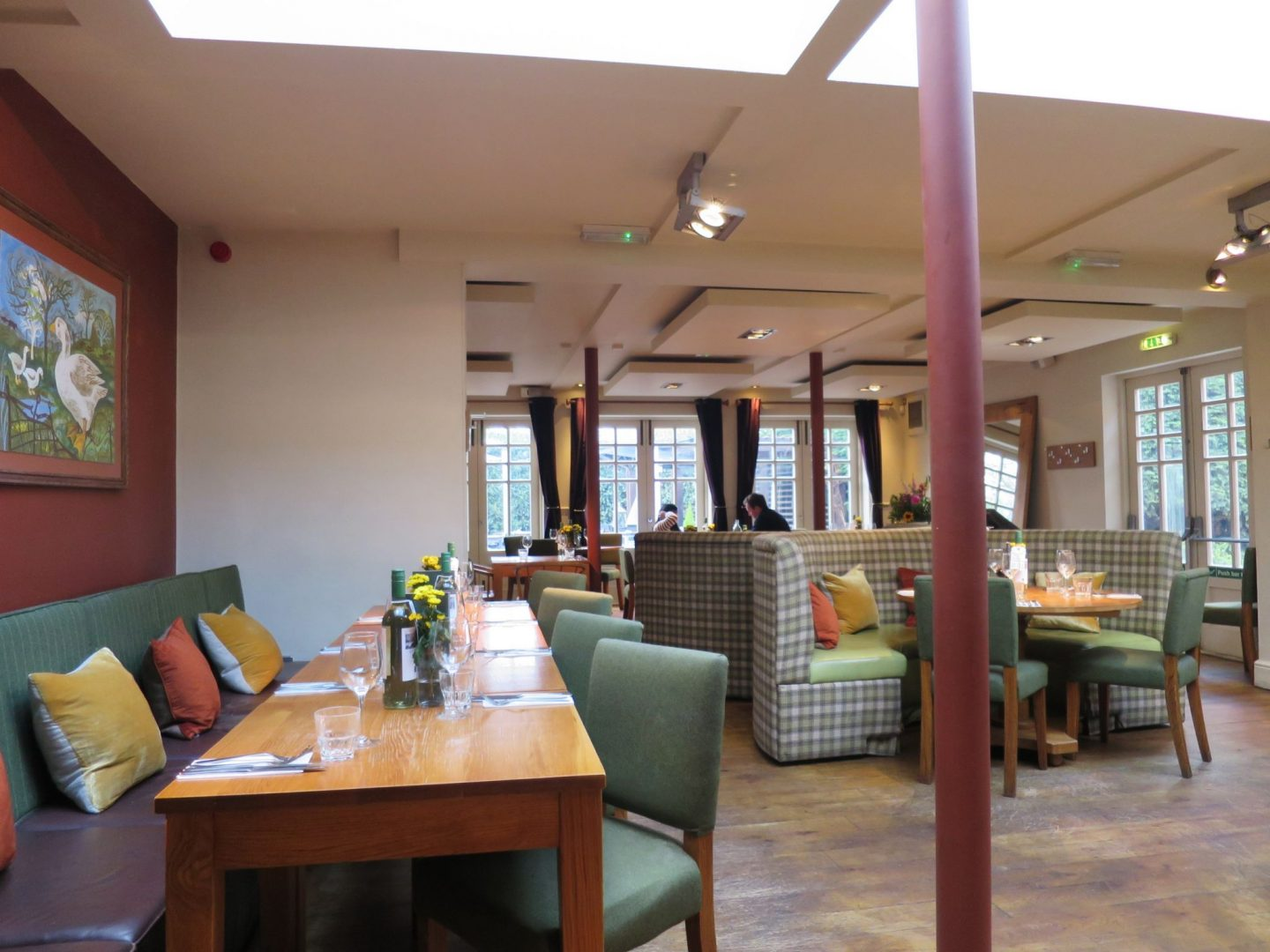 The Swan at Salford - Review