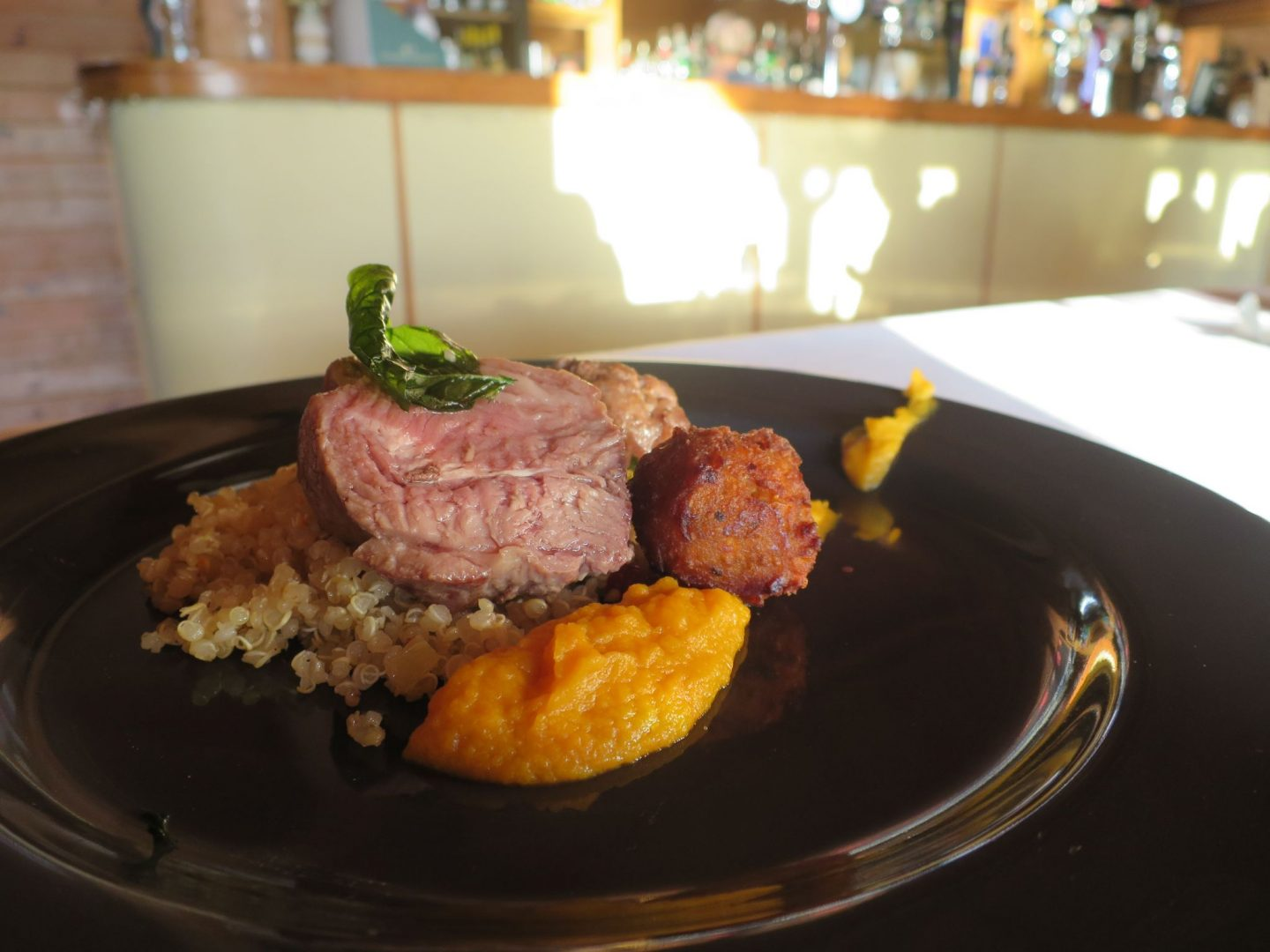 Lamb dish The Brotbers Supper The View Milton Keynes